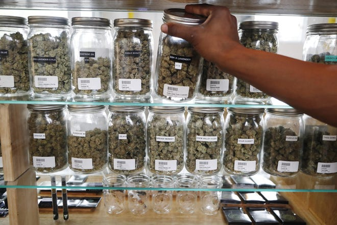 Michigan's recreational marijuana market is expected to be in line with Colorado and Nevada's by 2023, according to a report from the Chicago-based Brightfield Group.