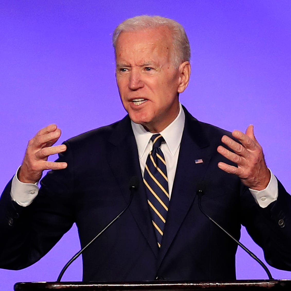 Finley: Biden speaks to Forgotten Democrats
