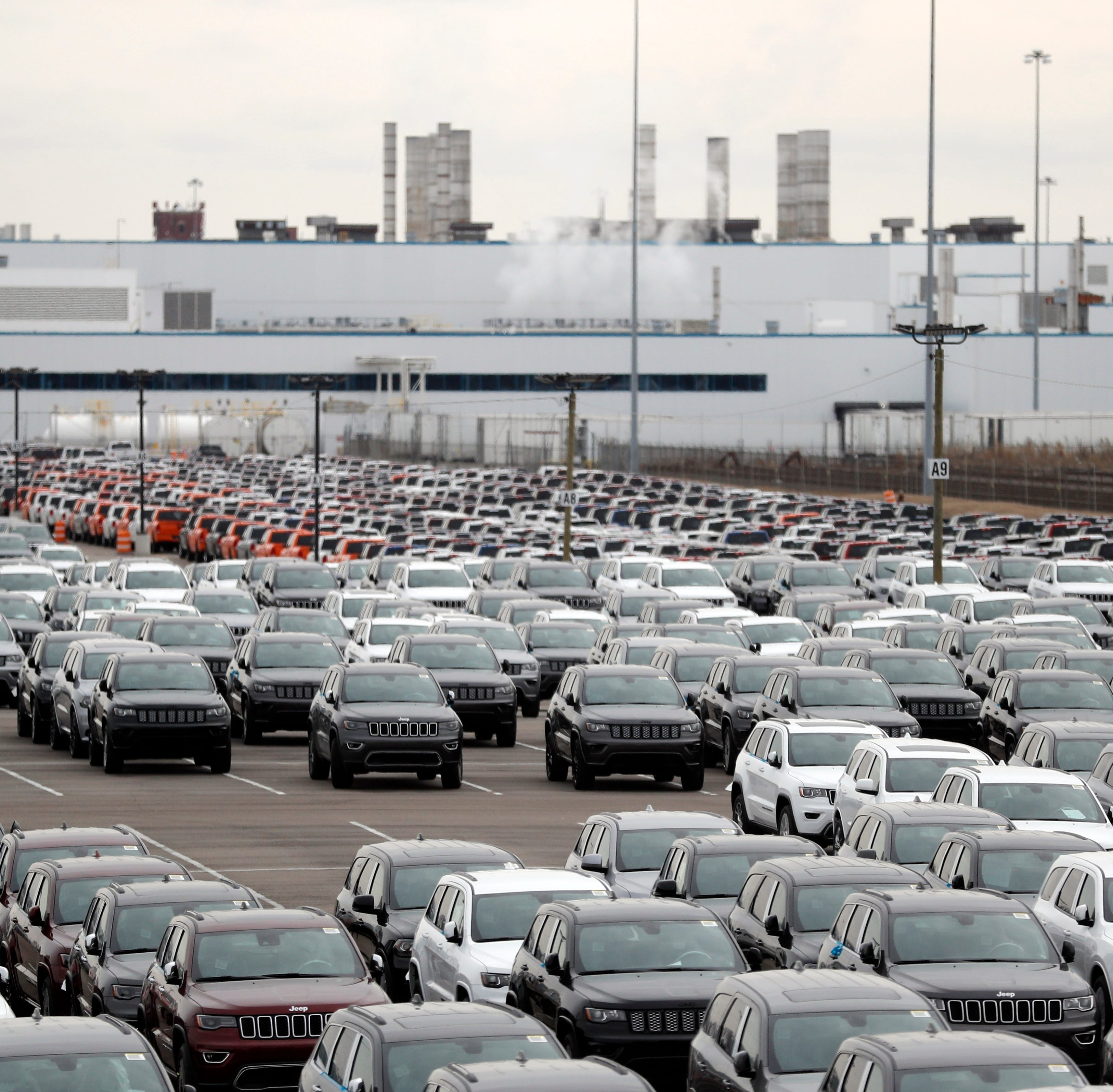 FCA to seek $160M in tax incentives for Detroit plant expansion