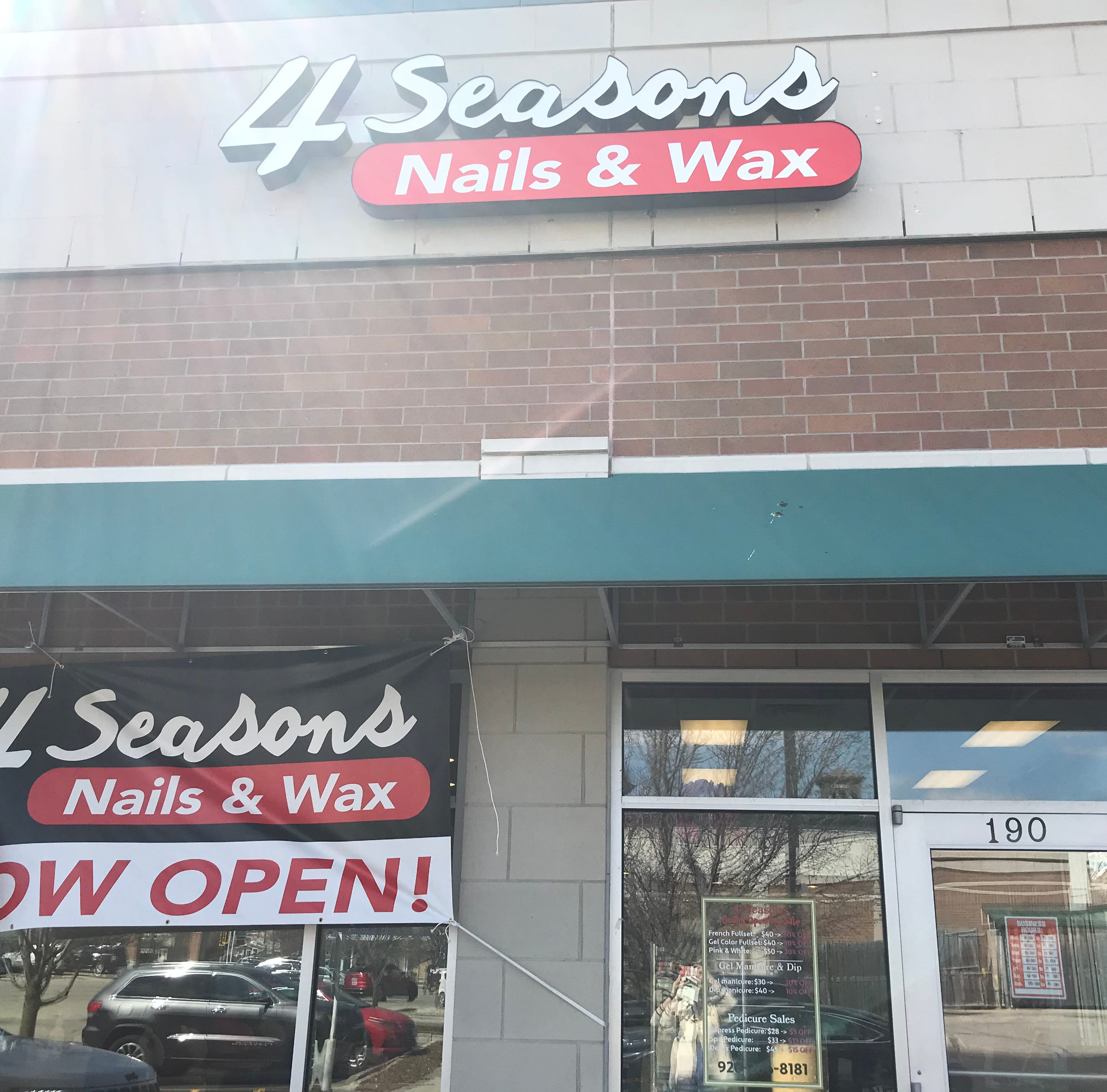 4 Seasons Nail & Wax leaves Forest Mall, opens in downtown Fond du Lac | Streetwise