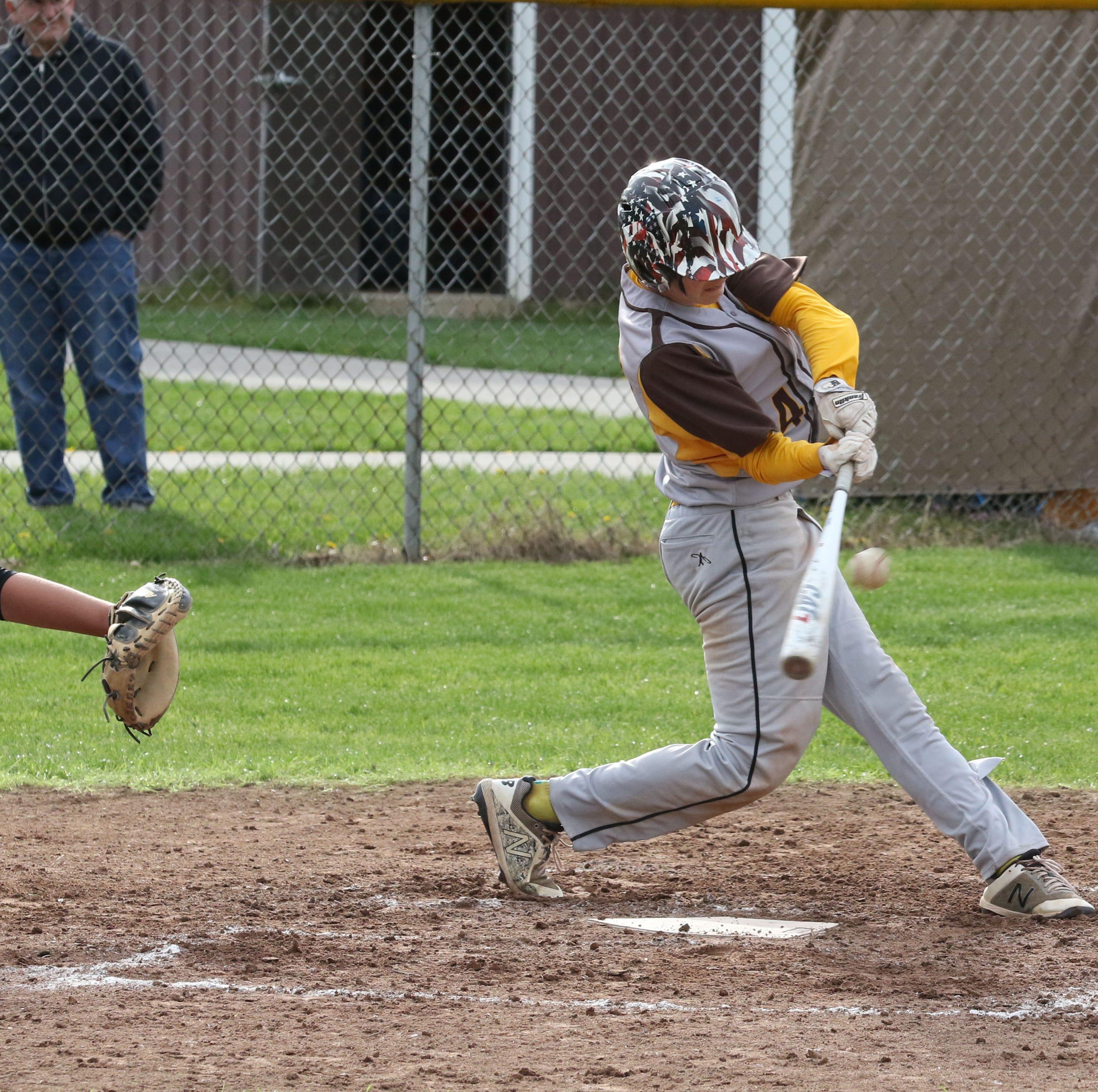 Roundup: Miller helps Old Fort baseball beat Crimson Streaks