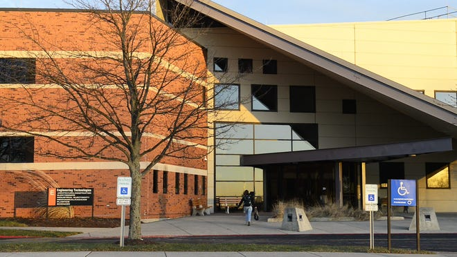 Terra State Community College is seeing higher-than-expected enrollment numbers for its spring semester.