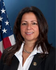 """Regina """"Reggie"""" Lombardo, a former student in Cape Coral, is the first woman to head the Bureau of Alcohol, Tobacco, Firearms and Explosives."""