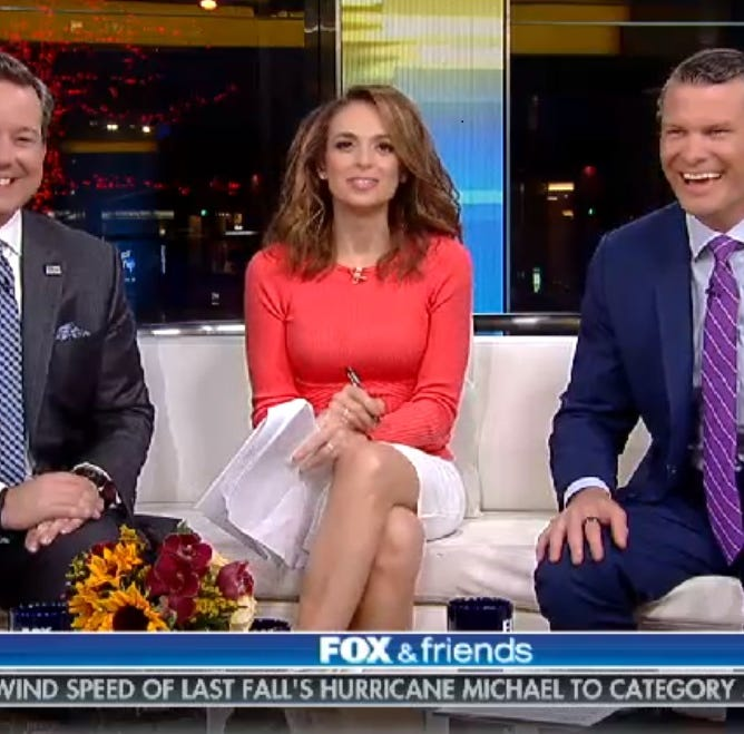 'Fox & Friends' to visit The Pancake Place day after President Trump's Green Bay rally