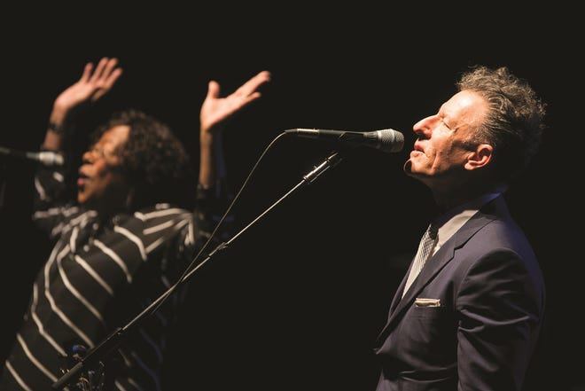 Alt-country star Lyle Lovett and His Large Band are in concert July 19 at Door Community Auditorium.
