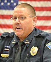 Michael Rehberg, Oconto Police Chief