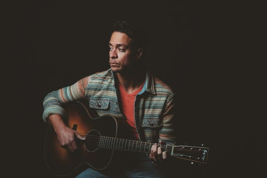 Soul singer Amos Lee plays July 13 at Door Community Auditorium.