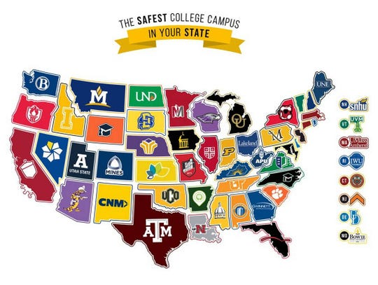 Clemson University has the safest campus in SC, study finds. Here are others across the US