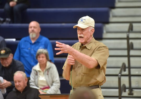 """""""It's typical NIMBY (Not In My Backyard) syndrome where Great Falls just says, 'No!'"""" Jim McCollum of Great Falls said of opposition to the Black Butte Copper Project."""
