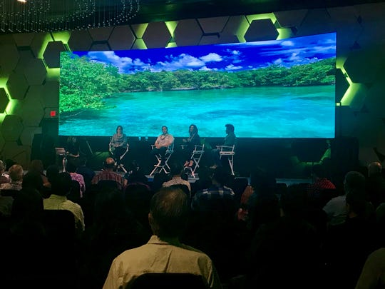 The Bank of Guam highlighted local sustainable efforts at its latest economic forum at the Dusit Thani on Thursday, April 25.
