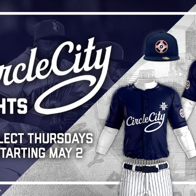 f0bff67f8 Indianapolis Indians unveil new Circle City jersey design