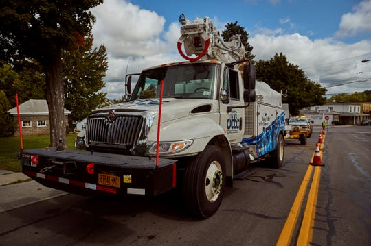 Ontario & Trumansburg Telephone recently completed its fiber-optic network called Fiber to the Home.