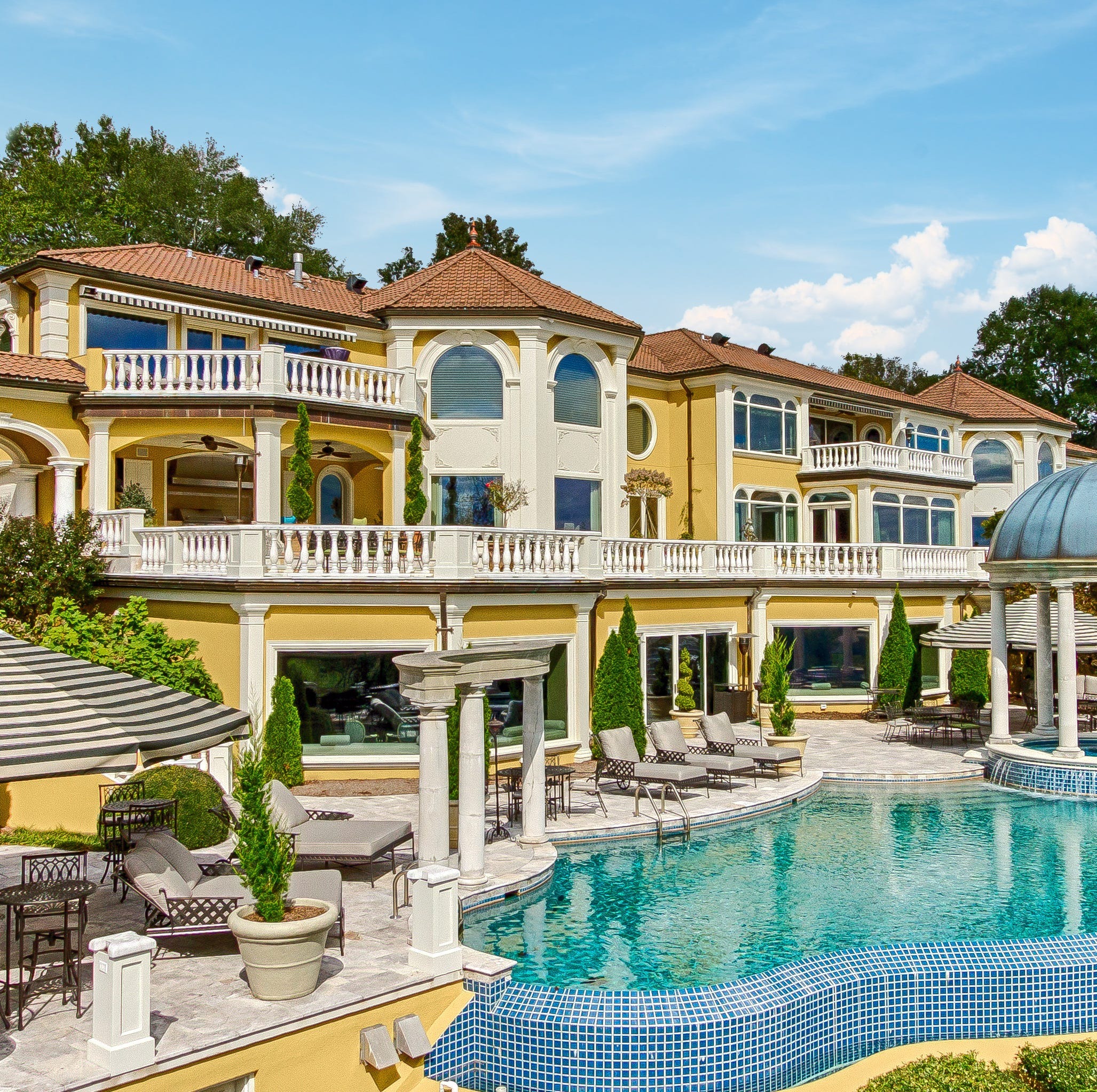 Knoxville's largest mansion Villa Collina goes green for big savings