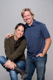 """""""Fixer Upper"""" starts Chip and Joanna Gaines are forming a joint venture with Discovery Communications based on their Magnolia brand."""