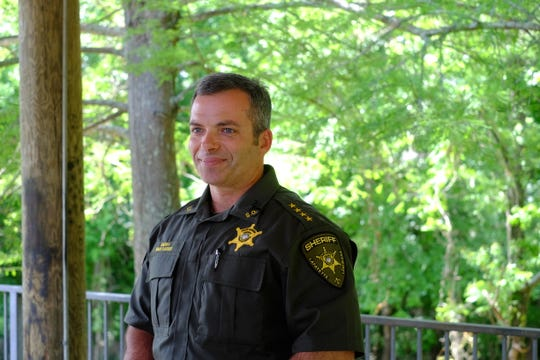 Lafayette Parish Sheriff Mark Garber