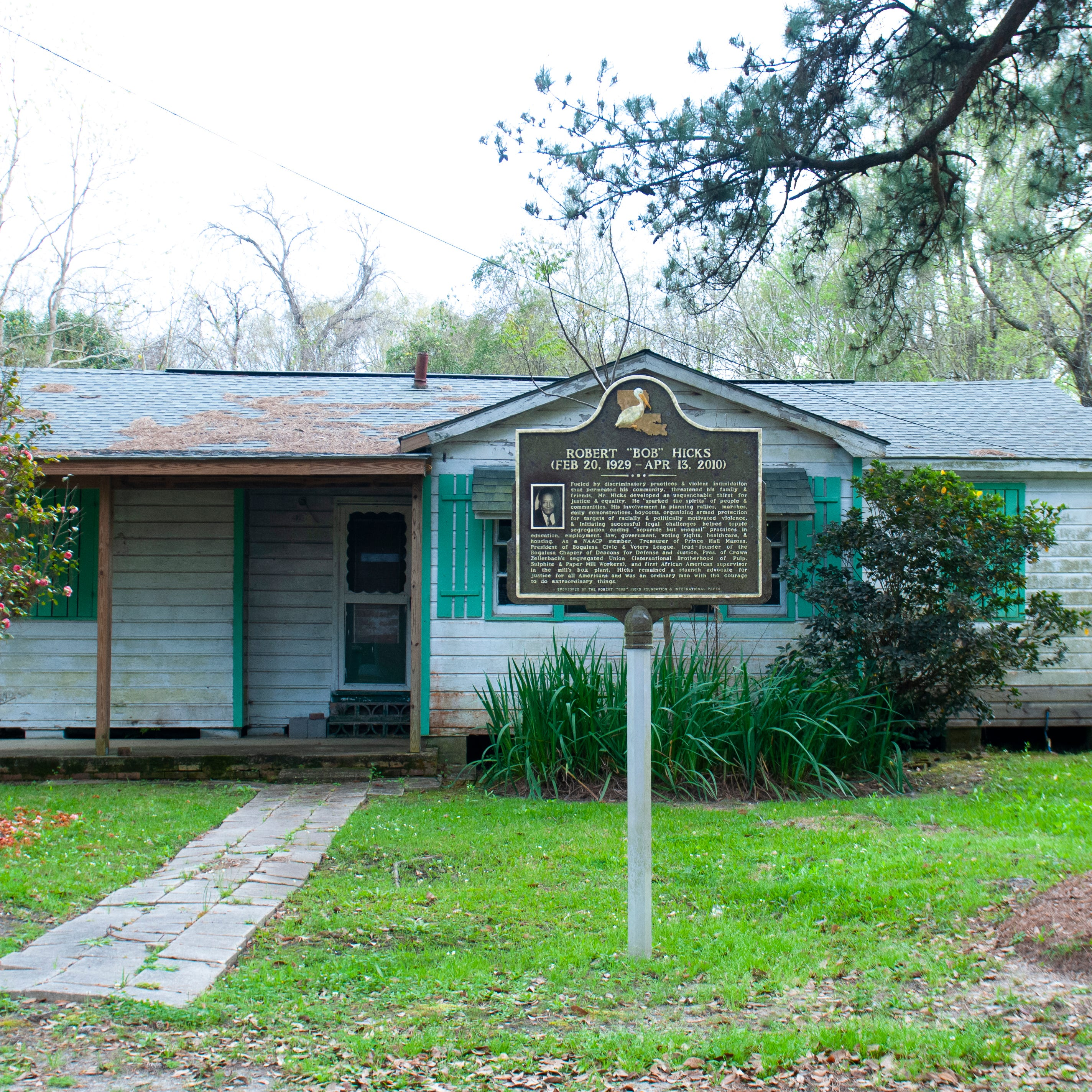 Woman works to preserve Bogalusa home turned headquarters of civil rights group