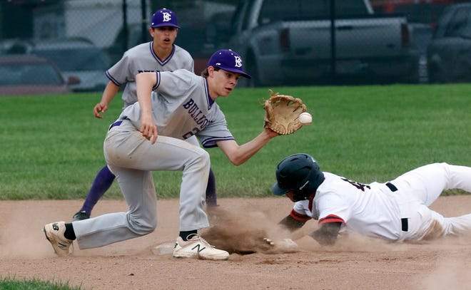 Bloom-Carroll sophomore shortstop  C.J. Carmichael is one of the top-ranked players in the state in his class. He helped lead the Bulldogs to 20 wins as a freshman and will be a huge cog in the their success moving forward.