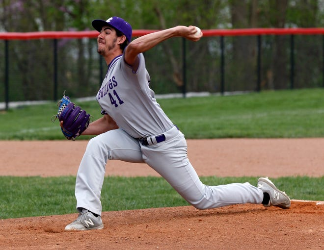 Bloom-Carroll senior Clay Stivison was named first team All-Mid-State League-Buckeye Division.