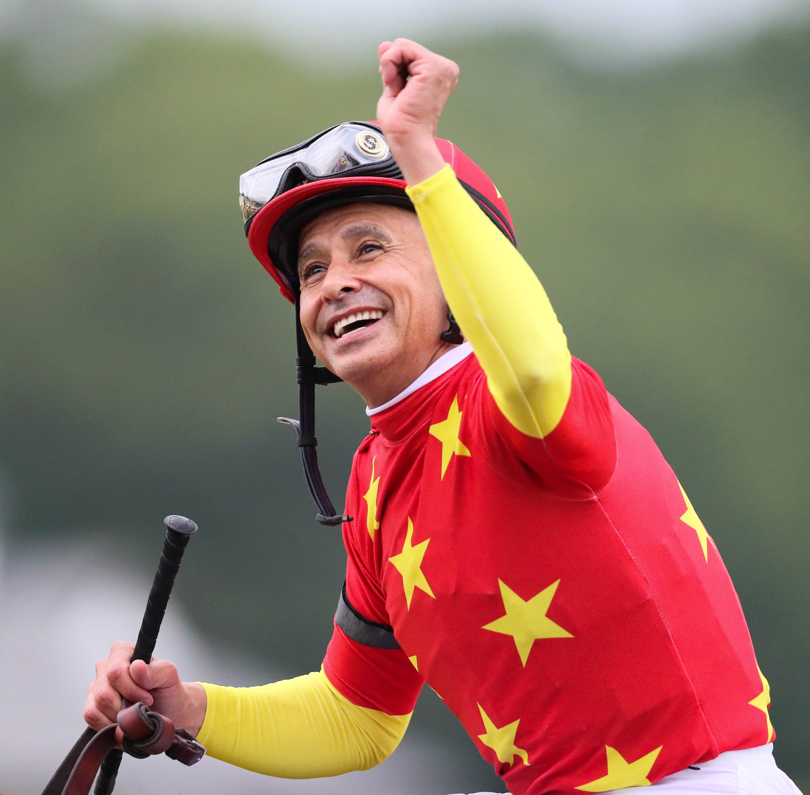 Triple Crown-winning jockey Mike Smith gets 2019 Kentucky Derby mount on Cutting Humor