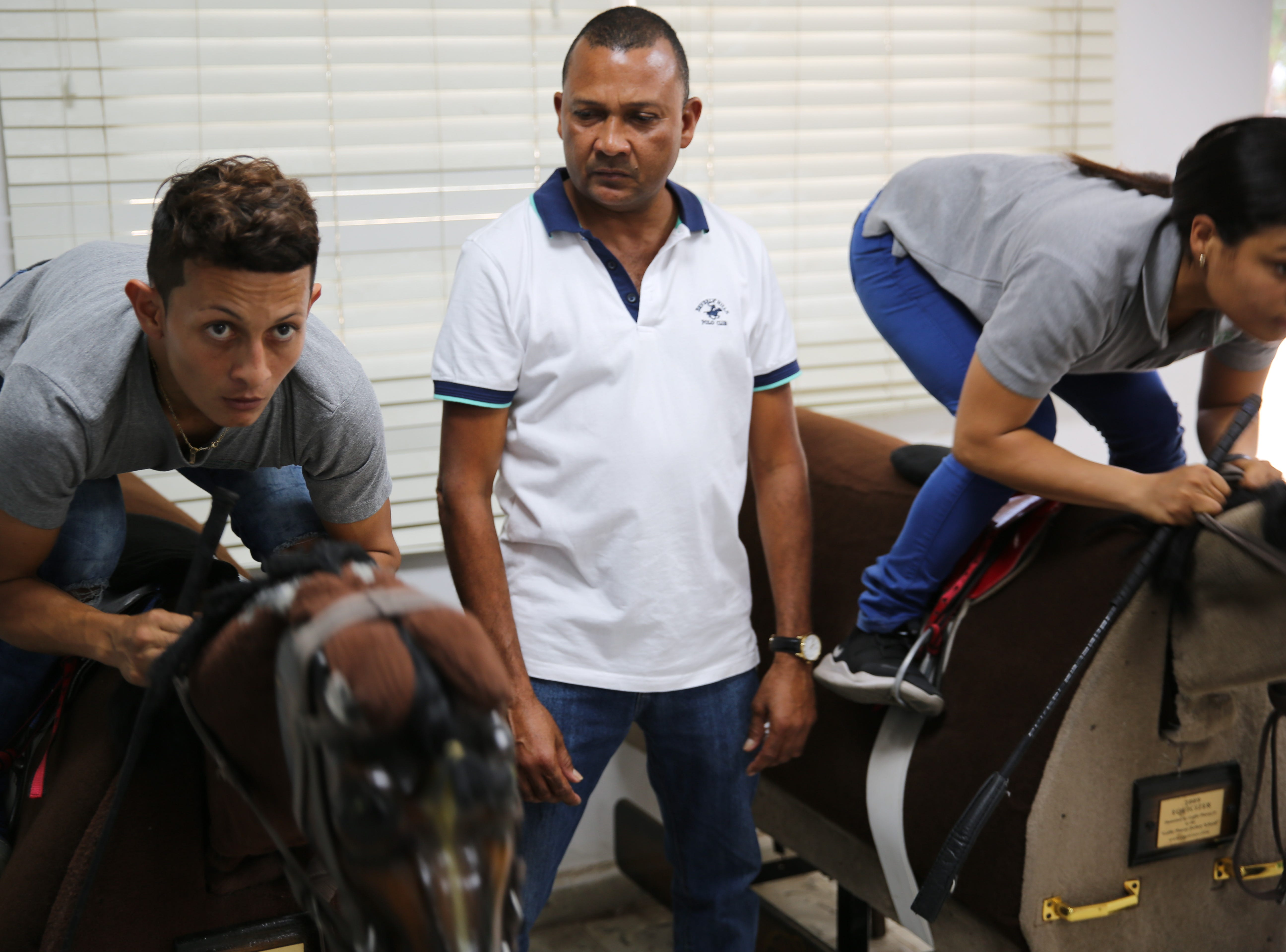 In Panama, known as the 'Cradle of the best jockeys in the world,' the Laffit Pincay Jr. Technical Jockey Training Academy has changed lives and produced some top thoroughbred riders. The famed school, opened in 1960, is located just outside of the country's only racetrack. .