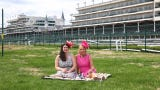 Kathryn and Kirby show you around various seating options at Churchill Downs for the Kentucky Derby
