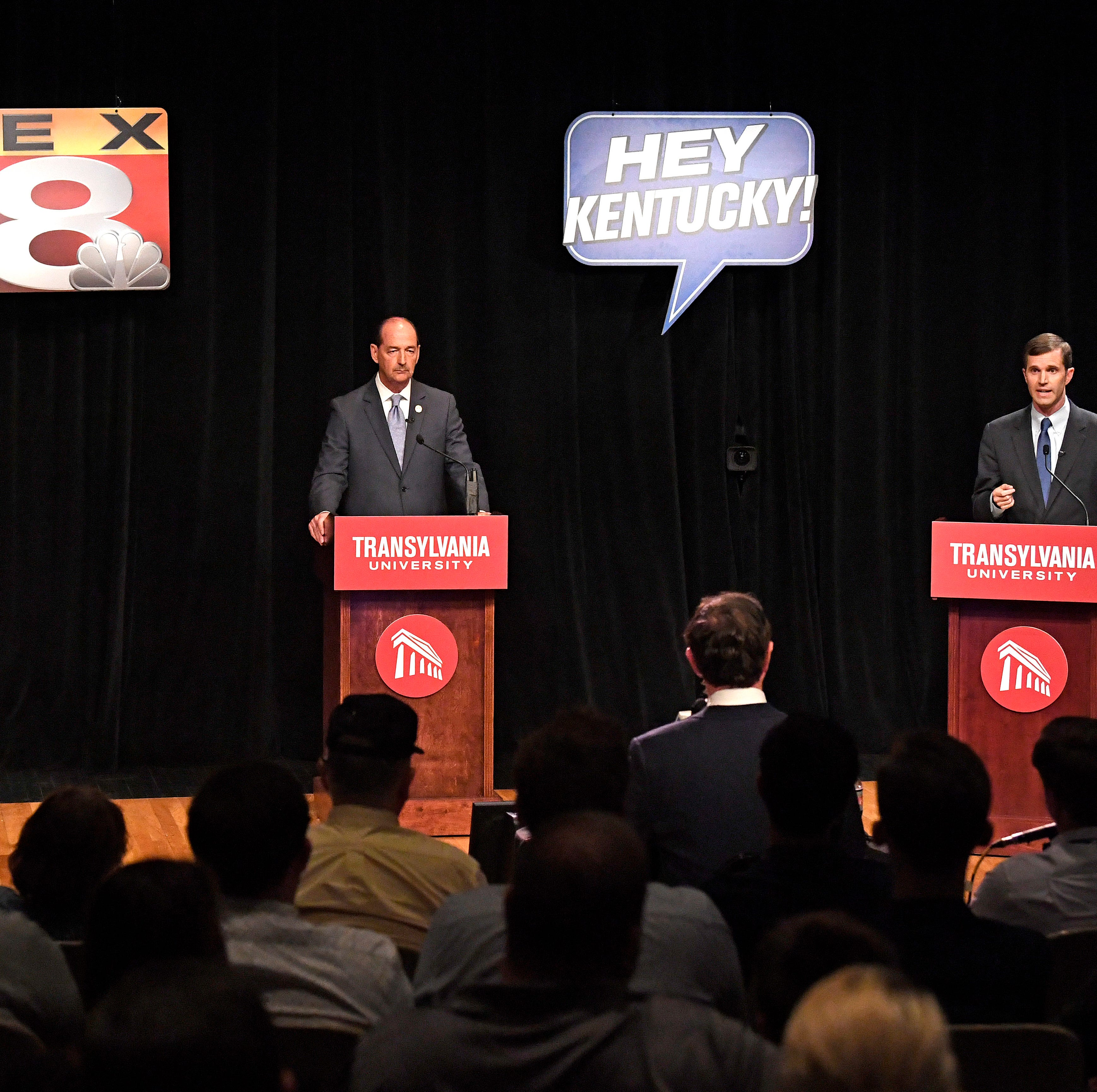 How to watch Kentucky's Democratic governor candidates take part in a forum