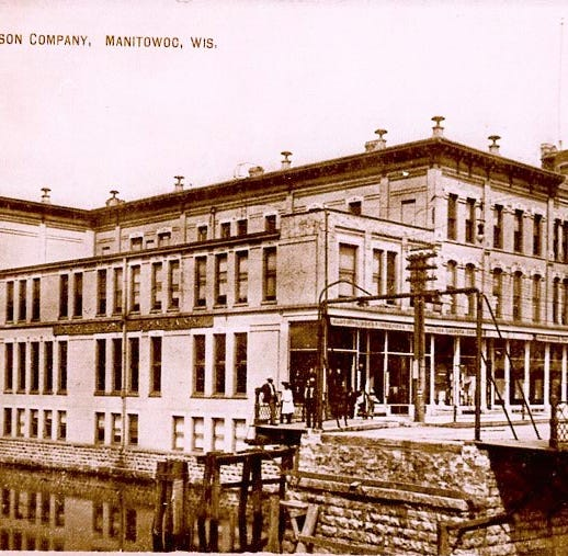 Manitowoc's O. Torrison & Co. Store was among largest mercantile operations in Wisconsin