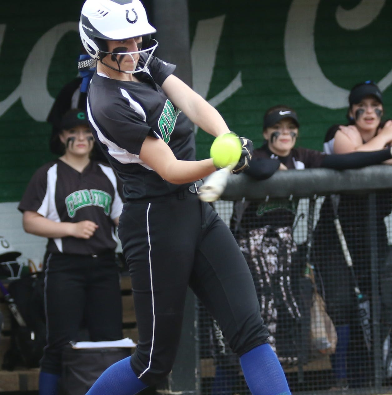Clear Fork Lady Colts use big third inning to sweep Ontario Lady Warriors