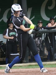 Clear Fork's Brooke Robinson spearheaded a solid offensive attack leading the Lady Colts to a 7-5 win over Ontario on Wednesday.