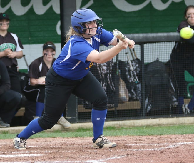 Ontario's Laney Grimwood had her senior season canceled due to the coronavirus pandemic.
