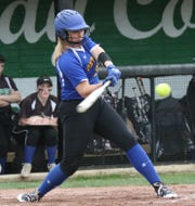 Ontario's Halle Ciroli ripped a home run in a loss to Clear Fork last week as the Lady Warriors slip to No. 6 in the Richland County Softball Power Poll.