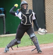 Clear Fork's Hallie Gottfried drilled a home run in a 6-3 win over Pleasant on Thursday night keeping the Lady Colts' MOAC hopes alive.