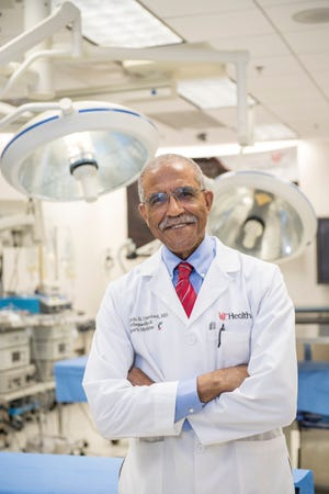 Alvin H. Crawford, MD, will speak at the University of Tennessee Health Science Center College of Medicine's inaugural African American alumni reunion.