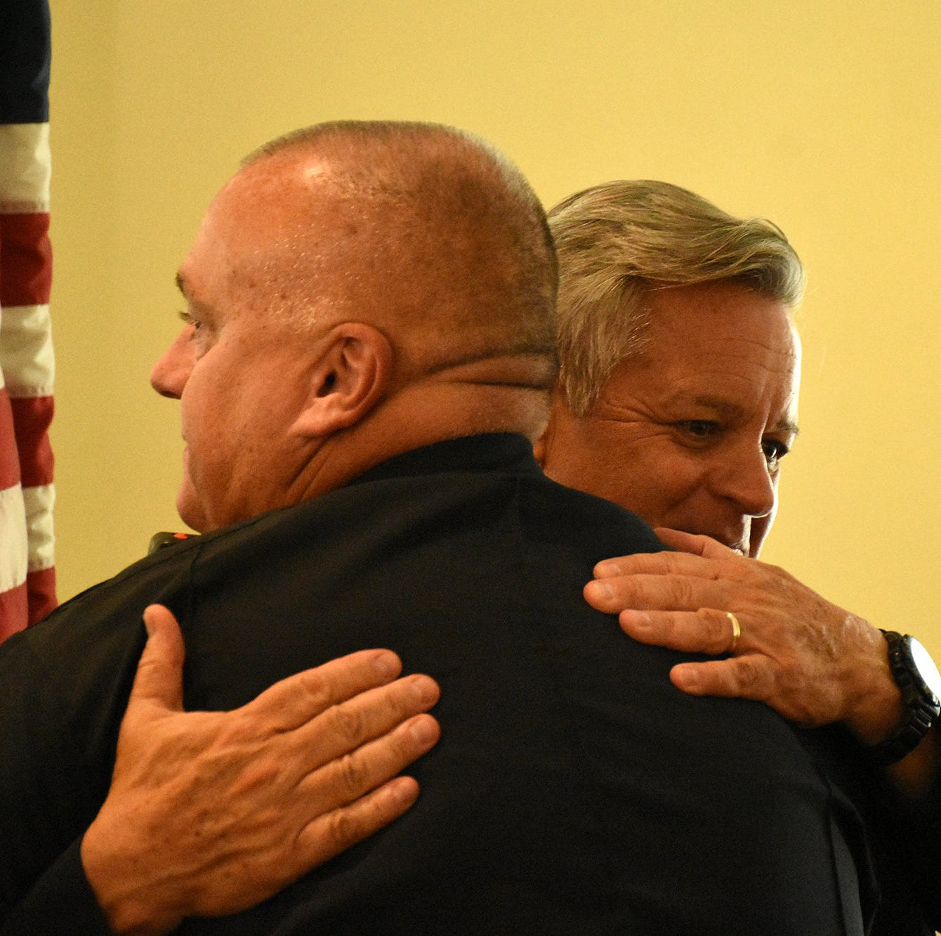 Police Foundation bids farewell to Chief Al Schettino