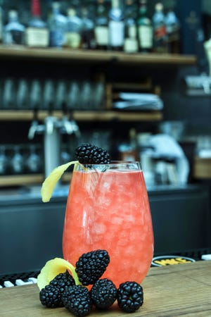 Glass + Griddle restaurant will be mixing up Oaks Lily cocktails in addition to mint juleps during its inaugural Derby Day Soirée on Saturday, May 4.