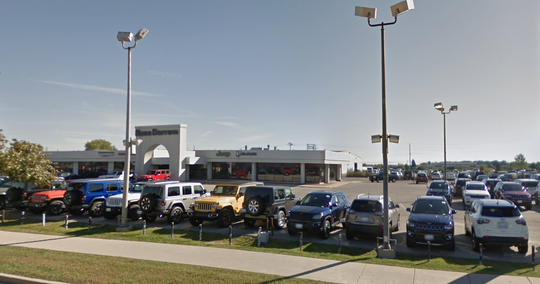 A Russ Darrow Group Inc. car dealership property on Milwaukee's northwest side has been sold to a neighboring manufacturer.