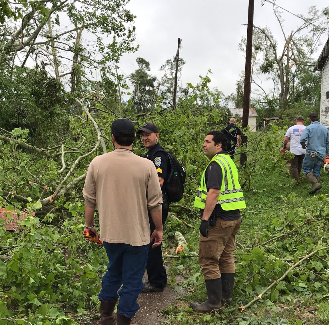 UPDATE: Governor heads to Ruston to assess damage, offer support,  tornado kills 2