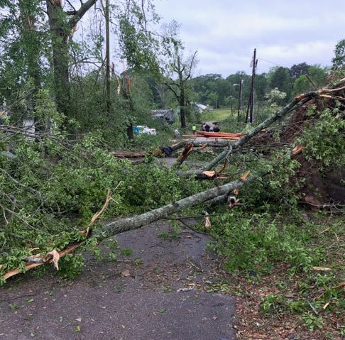 Union Parish declares state of emergency after Thursday storm