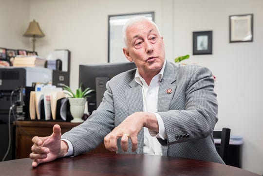 U.S. Rep. Greg Pence will formally open his Richmond office at the city building in an event scheduled for 3-5 p.m. Friday.
