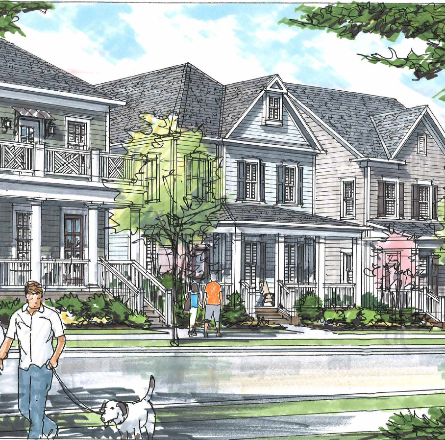 781-unit development planned for south Franklin area