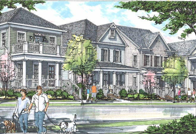A 700-plus unit development is proposed for Lewisburg Pike.