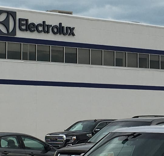 Electrolux in Springfield as photographed on April 24, 2019.