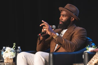 Eagles' safety Malcolm Jenkins said President Trump's targeting of NFL player protests let them know: 'We're doing the right thing.'