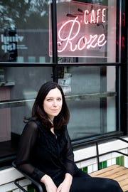 Julia Jaksic, chef/owner at Cafe Roze.