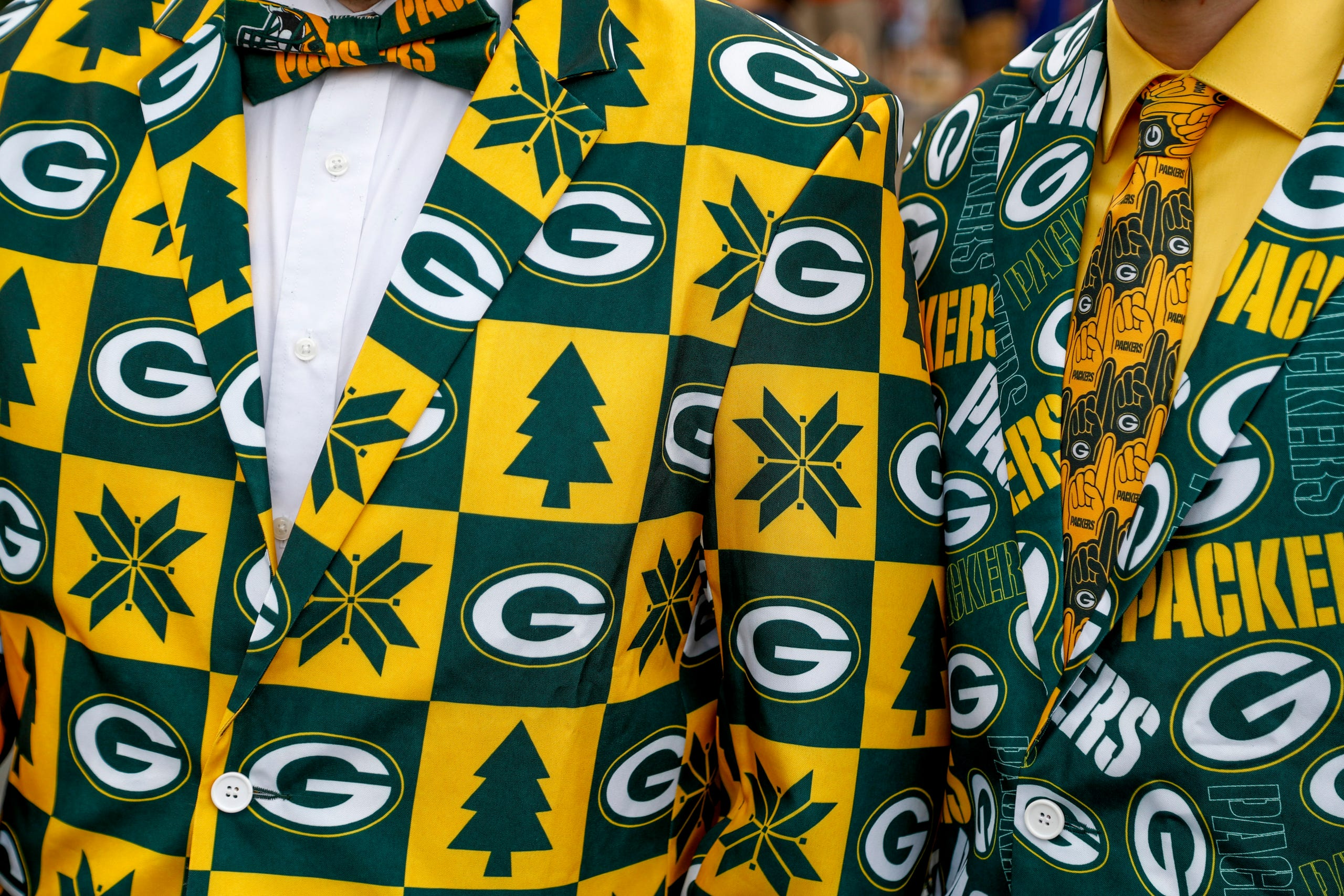 huge selection of 0e666 cff5b 2019 NFL Draft: Here's what the stars and fans wore