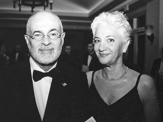 Helene and Marvin Gralnick