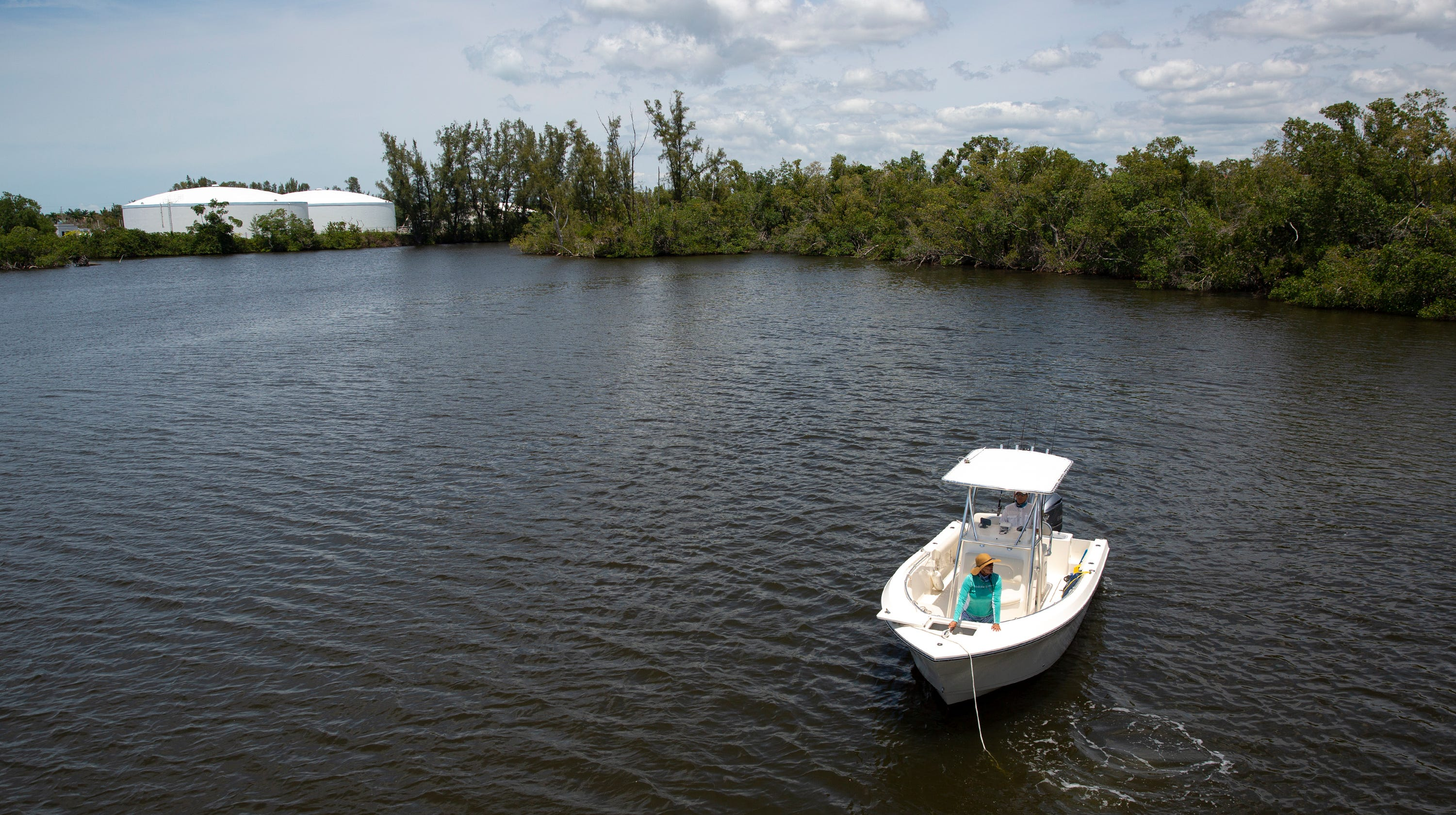 Collier County Waterkeeper: Gordon River has high levels of bacteria