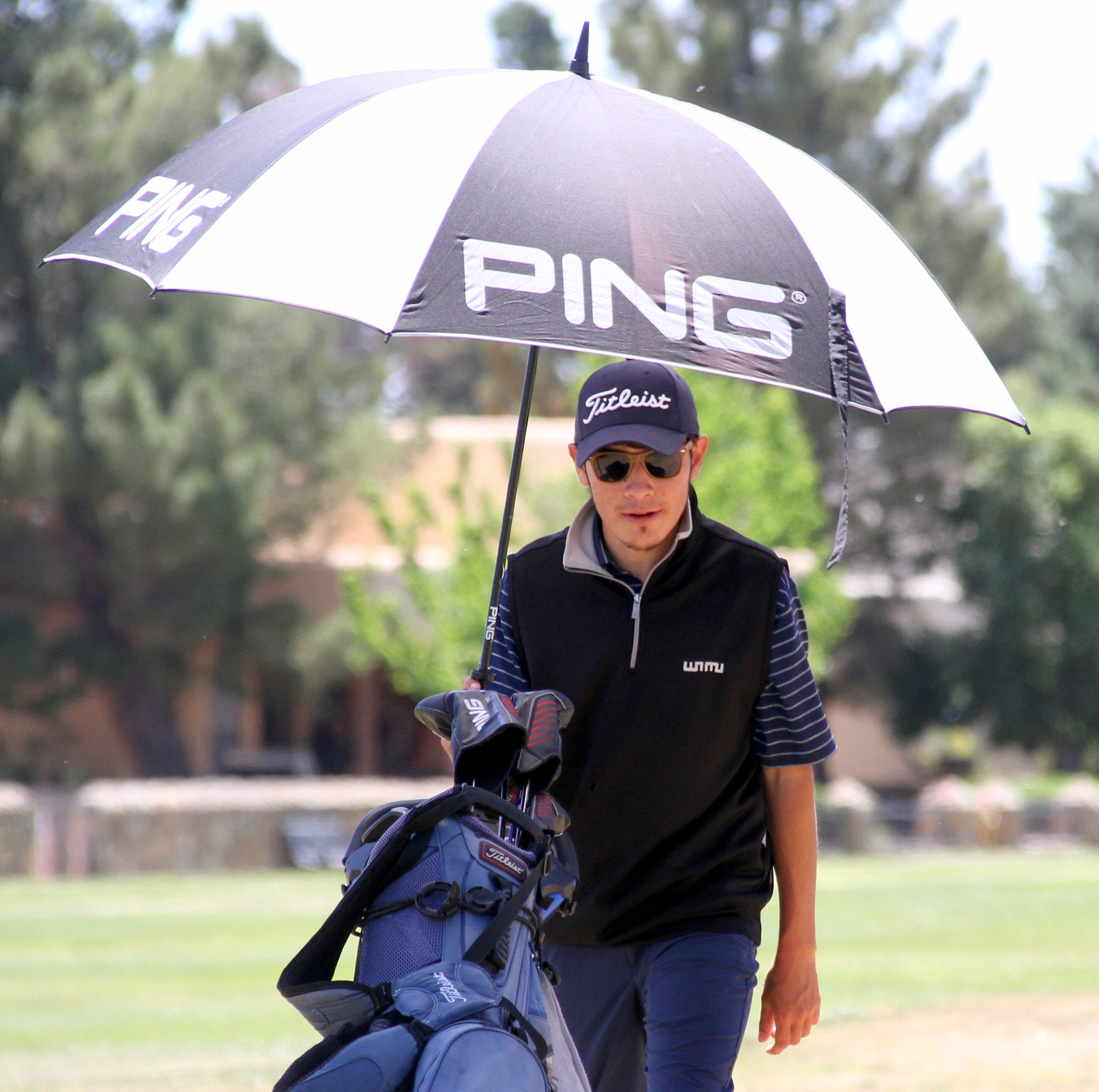 Deming High golfers play Rio Mimbres home course in annual invitational tournament
