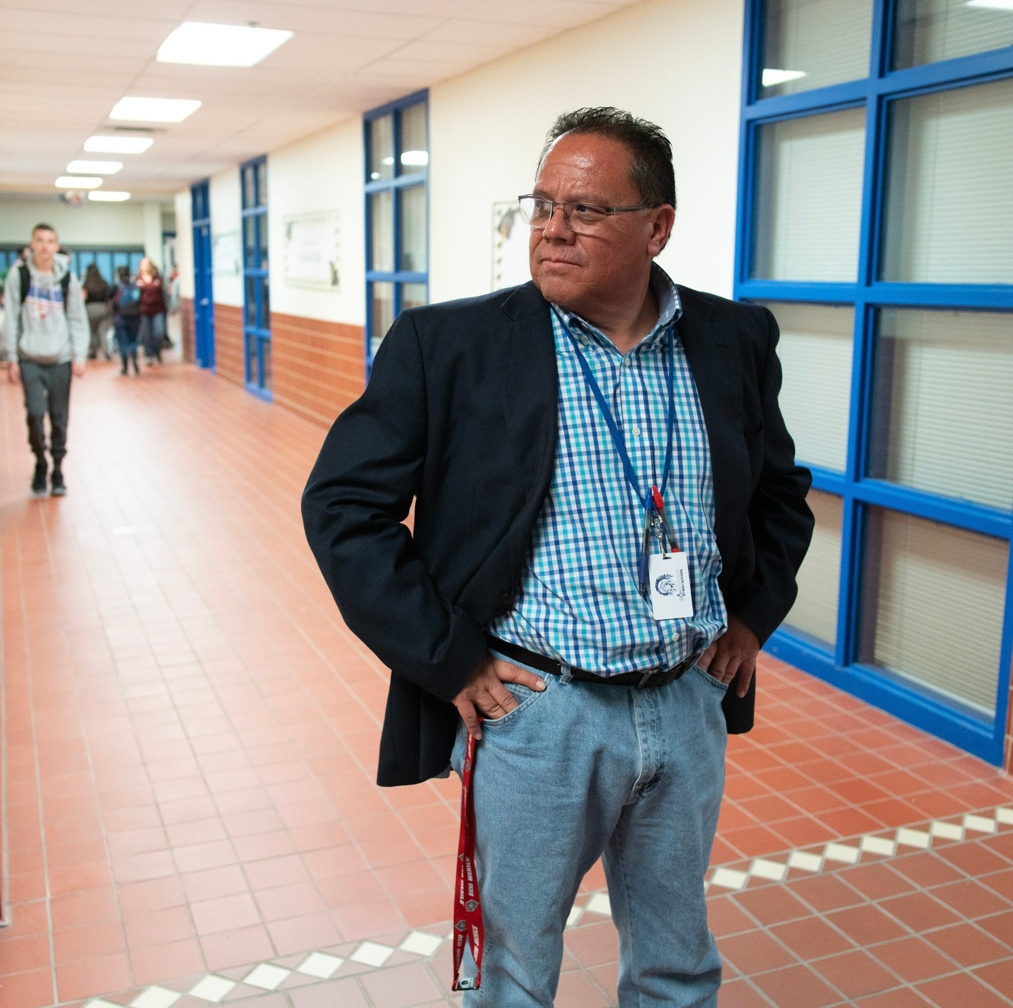 First, aid: If students in Socorro are going to succeed, they need help in & out of class