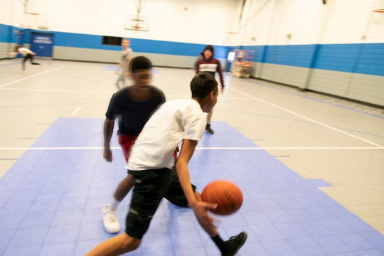 While sports is an outlet in Socorro, kids growing up there and their families need some basics to improve their chances of living a healthy life.